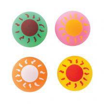 30mm Sun Fun Bouncing Balls