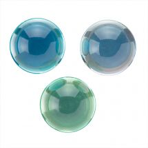 Crystal Two-Tone Bouncing Balls