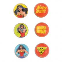30mm Wonder Woman Bouncing Balls