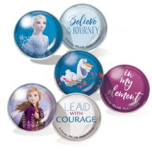 30mm Disney Frozen II Bouncing Balls