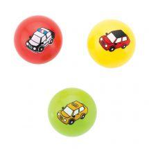 32mm Cute Car Bouncing Balls