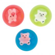 Cute Animal Bouncing Balls