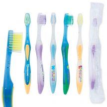 Custom SmileCare Full Colour Toddler Premium Toothbrushes