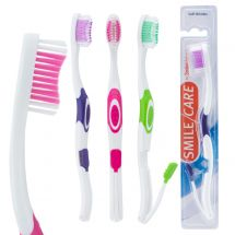 SmileCare Adult Tongue and Teeth Toothbrushes