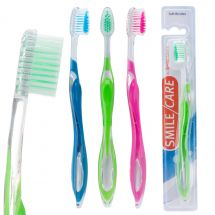 SmileCare Adult Clear Advantage Toothbrushes