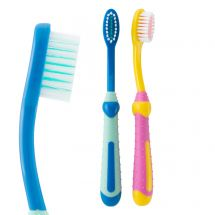 SmileCare Toddler Big Grip Toothbrushes