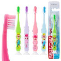 SmileCare Toddler Boy Girl Toothbrushes