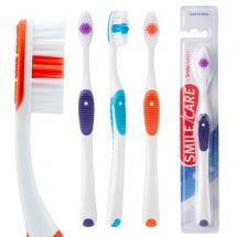 SmileCare Adult Proper Care Toothbrushes