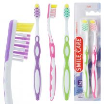 SmileCare Pre-teen Sure Tip 2-Pack Toothbrushes