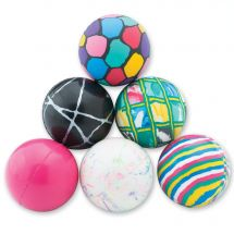 Assorted 43mm Bouncing Ball Vending Pack