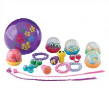 "Girls Toy Mix in 2"" Capsules"