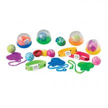 "Dental Toy Mix in 2"" Capsules"