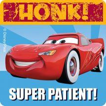 Disney Cars Patient Stickers