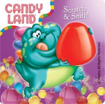 Candy Land Scented Stickers