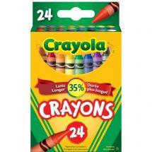 24 Ct. Crayola® Crayons