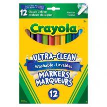 12 Ct. Crayola Washable Fine Line Marker