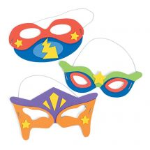 Superhero Mask Craft Kits