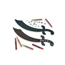 Pirate Sword Craft Kits