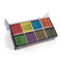 8-Colour Crayon Classpack