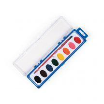Watercolour Paint Trays