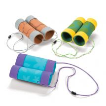 Craft Tube Binoculars Craft Kits