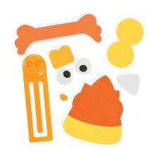 Candy Corn Owl Foam Bookmark Kits