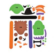 Halloween Bookmark Craft Kits