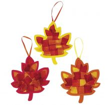 Tissue Paper Leaf Craft Kits
