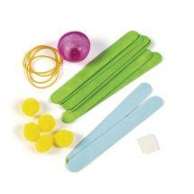 STEM Craft Stick Catapult Craft Kits