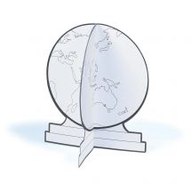 Colour Your Own Globe Craft Kits