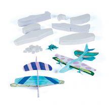 Do it Yourself STEM Plane Craft Kits