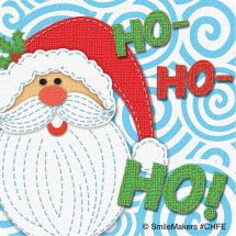 Assorted Christmas Cheer Stickers