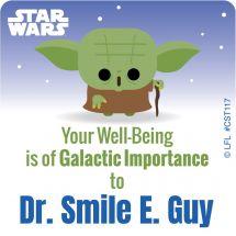 Custom Star Wars Stickers