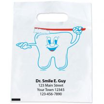 Custom Brushing Tooth Bags