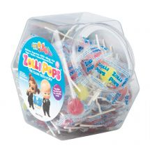 Original Fruit Zollipops® Lollipops Candy & Jar