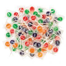 Bulk Boo-Boo Tongue Tattoo Lollipops