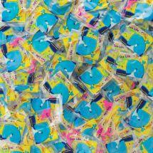 500 SmileCare Bulk Single Pack Sea Life Flossers
