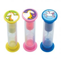 Unicorn 2-Minute Brushing Timers