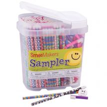 Dental Pencil & Eraser Sampler