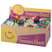 Fun and Games Treasure Chest