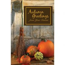 Autumn Greetings Greeting Cards