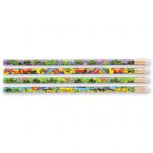 Lucky Shamrocks Pencils