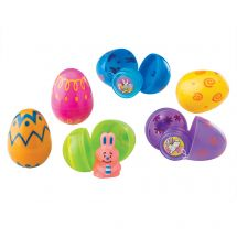 Surprise Toy-Filled Easter Eggs