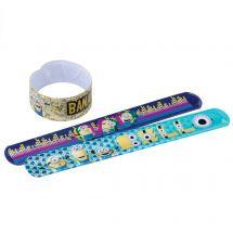Minions Slap Bracelets