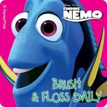 Finding Nemo Dental Stickers