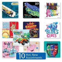 Hot New Stickers Sampler