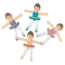 Ballerina Bendables