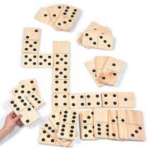 Giant Dominoes Set
