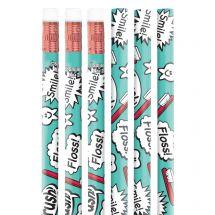 Dental Comics Pencils