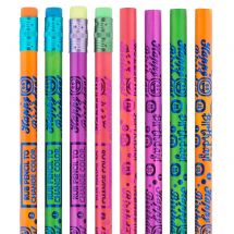Thermo Happy Birthday Pencils